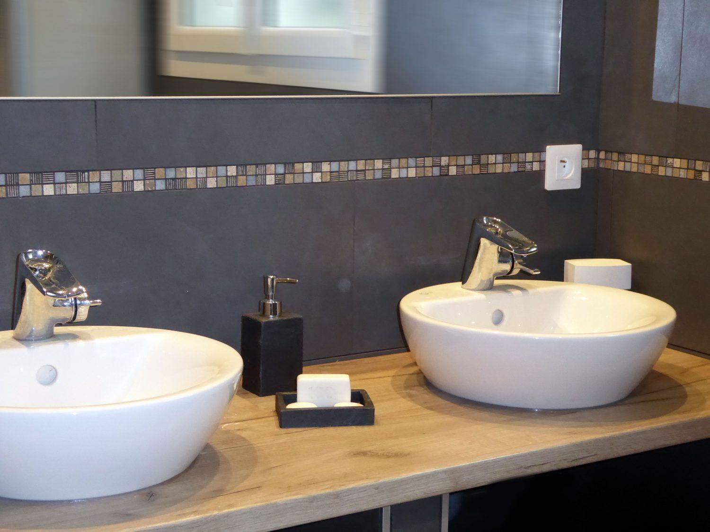 Salle de bain contemporaine – Futur Intérieur